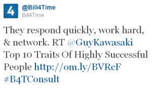 Bill4Time's Twitter Hashtag #B4TConsult