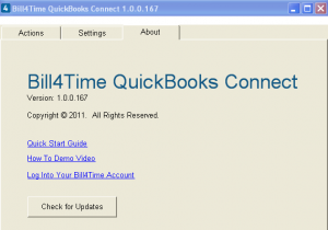 Tip of the week quickbooks connect application for quickbooks online