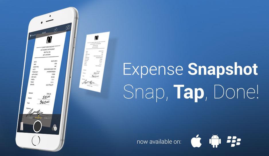Expense Snapshot