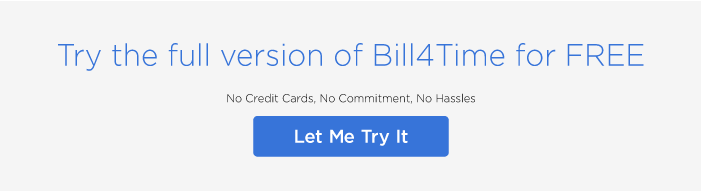 Try Bill4Time for Free
