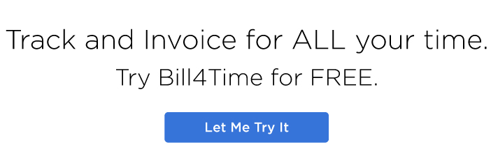 Track and invoice for all your time