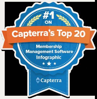 Capterra Achievement Badge