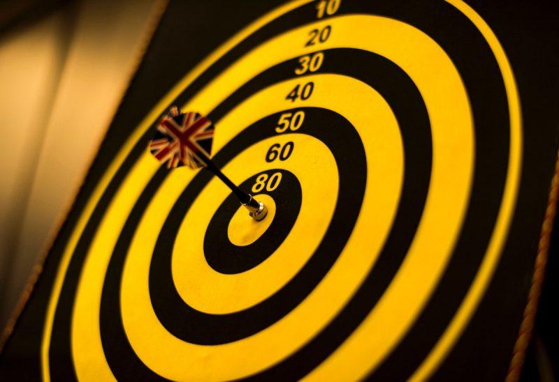 optimize utilization feature image - bullseye target darts