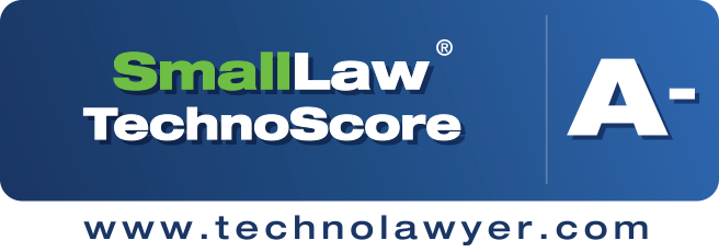 Technolawyer.com Small Law Score